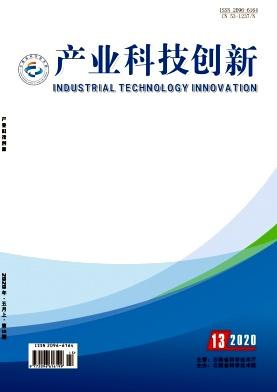 产业科技创新杂志论文发表