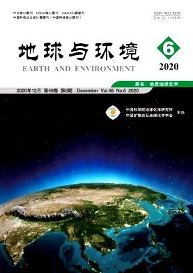 地球与环境杂志论文发表