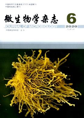 微生物学杂志杂志论文发表